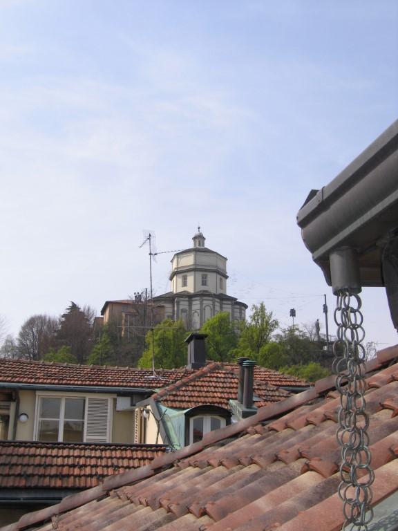 piazza Gran Madre Palazzotto stile Liberty  Hermada